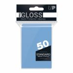 Protèges Cartes Standard  Sleeves Ultra-Pro Standard Par 50 Bleu Mc