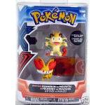 Figurine Pokémon Pokemon X Et Y - Feunnec Vs Miaouss
