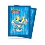 Protèges Cartes Pokémon Deck Protector Ultra Pro - Grenousse - Par 65