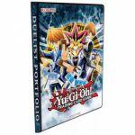Portfolios Yu-Gi-Oh! Officiel Konami - Portfolio Joey, Yugi Et Kaiba  (20 Pages De 9 Cases)