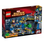 LEGO Super Heroes LEGO 76018 - Hulk : La destruction du labo