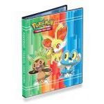 Portfolios Pokémon Portfolio Xy - Marisson Grenousse Et Feunnec (10 Pages De 4 Cases)