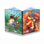 Portfolios Pokémon Portfolio Xy - Etincelles - Méga Kangourex Et Nemelios (10 Pages De 4 Cases)