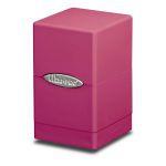 Boites de Rangement Accessoires Satin Tower Deck Box Rose