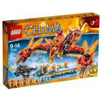 Legends Of Chima LEGO 70146 - Le Temple Du Phoenix De Feu