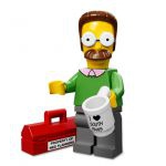 Minifigures The Simpsons LEGO Minifigures The Simpsons - 07 - Ned Flanders