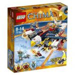 Legends Of Chima LEGO 70142 - Le Planeur Aigle De Feu D'eris