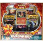 Produits Sp�ciaux Pok�mon Pack Nemelios (anglais) Pyroar Box