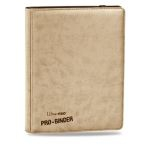 Portfolios  Premium Pro-binder - Simili Cuir Blanc -  360 Cases (20 Pages De 18)