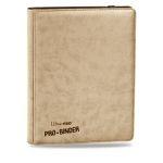 Portfolios Accessoires Premium Pro-binder - Simili Cuir Blanc -  360 Cases (20 Pages De 18)