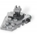 Minifigures Star Wars LEGO Minifigures Star Wars 2012 - 04 - Star Destroyer