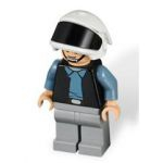 Minifigures Star Wars LEGO Minifigures Star Wars 2012 - 18 - Rebel Trooper