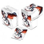 Boites de Rangement Accessoires Deck Box Ultrapro - Mauricio Herrera - Black Dragon