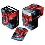 Boites de Rangement  Deck Box Ultrapro - Mauricio Herrera - Demon Dragon