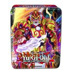 Tin Box Yu-Gi-Oh! Mega-tin 2014 - Poing De Feu