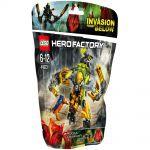 LEGO Hero Factory LEGO 44023 - Rocka & Son Robot De Combat