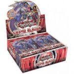 Boosters Anglais Yu-Gi-Oh! Boite De 24 Boosters Cosmo Blazer (feu Du Cosmos)