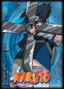 Protèges Cartes Format JAP Naruto Sleeves par 50 - Sasuke