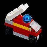 Minifigures City LEGO Minifigures Lego City 2012 - 07 - Un Mini Camion De Pompier Téléguidé