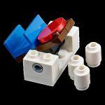 LEGO City LEGO Minifigures Lego City 2012 - 17 - Une Catapulte Avec Des Boules De Neige