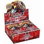 Boosters Anglais Yu-Gi-Oh! Boite De 24 Boosters - Secrets Of Eternity (les Secrets De L'éternité) En Anglais