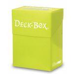 Boites de Rangement Accessoires Deck Box Ultrapro - Vert Pistache