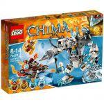 Legends Of Chima LEGO 70223 - Le Robot Ours Des Glaces