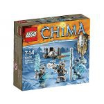 Legends Of Chima LEGO 70232 - La Tribu Tigre À Dents De Sabre