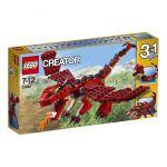 Creator LEGO 31032 - Les Cr�atures Rouges