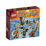 Legends Of Chima LEGO 70231 - La Tribu Crocodile