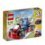 Creator LEGO 31030 - Le Kart Rouge