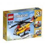 Creator LEGO 31029 - L'hélicoptère Cargo