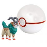 Figurine Pokémon Clip'n Carry Poké Ball  - Chevroum + Honor Ball