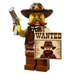 S�rie 13 LEGO Minifigures S�rie 13 - 2 - Le Sheriff