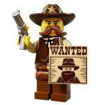 Minifigures LEGO Minifigures Série 13 - 2 - Le Sheriff