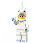 Minifigures LEGO Minifigures Série 13 - 3 - L' Unicorne