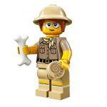 Minifigures LEGO Minifigures Série 13 - 6 - La Paléontologue
