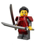 Minifigures LEGO Minifigures Série 13 - 12 - La Samouraï