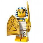 Minifigures LEGO Minifigures Série 13 - 8- Le Guerrier Égyptien