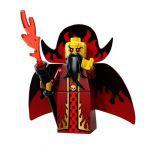 Minifigures LEGO Minifigures Série 13 - 10 - Le Magicien Maléfique