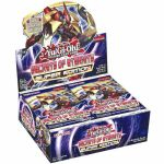 Boite de Boosters Anglais Yu-Gi-Oh! 8 Boosters - Secrets Of Eternity / les Secrets De L'éternité - Super Edition