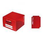 Boites de Rangement Accessoires Pro-dual Deck Box - Rouge