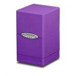 Boites de Rangement Accessoires Satin Tower Deck Box Violet