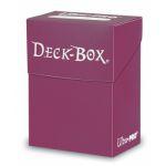 Boites de Rangement Accessoires Deck Box Ultrapro - Blackberry