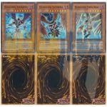 Cartes Sp�ciales Yu-Gi-Oh! Darklord Set Ycsw-en001 Ycsw-en002 Ycsw-en003
