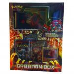 Produits Sp�ciaux Pok�mon Groudon Box (en anglais)