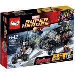 Super Heroes LEGO 76030 - Hydra Contre Les Avengers
