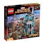 Super Heroes LEGO 76038 - L'attaque De La Tour Des Avengers