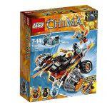 Legends Of Chima LEGO 70222 - Le bulldozer panth�re