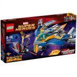 Super Heroes LEGO 76021 - Guardians Of The Galaxy : Le Sauvetage Du Vaisseau Milano